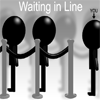 Waiting in Line A Free Action Game