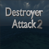 Destroy all the subs! Use your Destroyer to drop deep charges on the subs, explode them before they kill you!