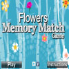 Flowers Memory Match
