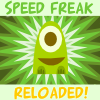 Speed Freak is back and more fun than ever! Featuring updated graphics, even better mechanics, and the most challenging levels ever assembled, this game will test your dedication and reflexes. Can you make it through the rigorous obstacle course? Created by www.EpicLemming.com