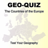 GeoQuiz - the countries of europe A Free Education Game