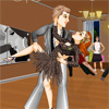 Salsa Lessons A Free Dress-Up Game