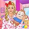 Pajama Party Make Up A Free Dress-Up Game