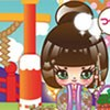 Kokeshi World  A Free Dress-Up Game