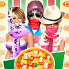 Celebrity Exclusive Pizza Stand A Free Rhythm Game