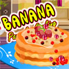 How much do you love pancakes? In this game you can find out how to cook some delicious banana pancakes, and even more, how to decorate them and make a irresistible morning dessert!