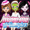 Make Me a Vampire A Free Customize Game