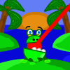 Fat Frog Frenzy A Free Action Game