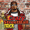 Crazy Streetball Trick! it`s time to dunk in the competition, play and learn some cool streetball trick.