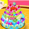 Perfect Strawberry Cake A Free Dress-Up Game