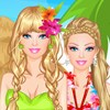 Barbie in Hawaii A Free Dress-Up Game