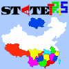 Statetris China A Free Action Game