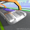 Play 3D Animated Puzzle Future Car