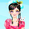 Cute Bunny Princess A Free Dress-Up Game
