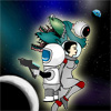 Moon Trouble A Free Action Game
