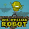 One Wheeled Robot A Free Driving Game