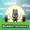Rabbit Archers A Free Action Game