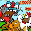 Why did the chicken cross the road ?