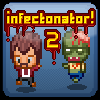 Infectonator 2 is here! Sequel to the hit Infectonator series, this new game adds a lot of depth, giving you the control to infect entire continents one by one, more funny characters, better graphics, and more! Best of all, it still has the same addictive chain reaction gameplay!  Infectonator 2 gives you all the awesomeness of Infecting people, turn them into zombies, and dominating the World once again!