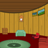 Forest Cat Escape is another point and click room escape game from Games2rule. Unfortunately a forest cat was trapped in the hut by the forest rangers. You will have to help the forest cat to escape from the hut by utilizing the objects, hints found inside. Good luck and have fun!