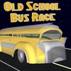Old School Bus Race