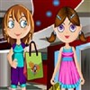Karl And Kate Go Shopping A Free Dress-Up Game