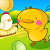 Avoiding Eggs! A Free Action Game