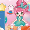She`s the star of the `Sweet Rainbow` dress up game, she is the rainbow fairy and she likes very much to dress up...everyday! She`s all yours girls, so get `Sweet Rainbow` dress up game started and see which of her clothing and accessories items look the best on her!