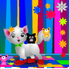 Kitty Milly A Free Dress-Up Game