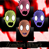 Zombies Whack A Free Action Game