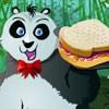 Panda PB&J A Free Dress-Up Game