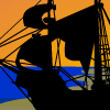 Pirate Attack! A Free Action Game