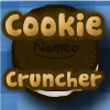"""A simple but addictive 60 second cookie munching game with cute cartoon graphics.  Featuring 3 difficulty modes and an extra 100 cookie mode, Cookie Cruncher offers short """"lunch break"""" length gameplay and highscore fuelled replayability making it easy to pick up and almost impossible to put down."""