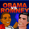Obama vs Romney A Free Fighting Game