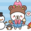 Dress up Popo the polar bear in warm winter clothes with all sorts of colourful combinations and patterns. Can you also complete 3 tasks in order to make the polar bear happy? He will give you an extra cute item to play with if you can give him a cooked fish!