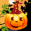 Play with your friends with the coolest Halloween Pumpkin ever! Click on the bat buttons below to select the different style.