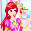 After party, beautiful princess go back to castal. But to her surprise, her bedroom is mess. Now she is a little bit of confused, because she dose not know how to tidy her room. Let`s help her restore the furniture into normal place.