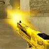 Gold Desert Eagle A Free Action Game