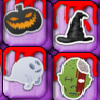 The mahjong Halloween more fun and crazy it can get. Here we bring you the second part of mahjong Halloween 2. Now with completely new and different levels so you can enjoy your computer at the rate of appropriate music for this party. Removes monsters, skulls, pumpkins and other checkers. Shows who is best playing mahjong.