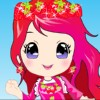 Sweet Strawberry Girl A Free Dress-Up Game