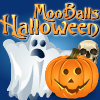 mooBalls Halloween A Free Action Game