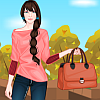Autumn Fashionista Dress Up Monigames
