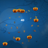 Move your mouse to collect the same pumpkins. Click the mouse button to create a fusion. The more pumpkins you stack at one time, the more points you`ll get. Don`t touch pumpkins of other shape, as the game will comes to end soon. The further you get, the harder it becomes, as the number of pumpkins increases.
