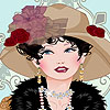 Belle epoque make over game A Free Dress-Up Game