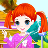 Yuki is a sweet doll and her surname is Mikiko. Let`s dress her up and make her as sweet as possible. Enjoy this lovely dress up game and have fun!