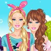 Barbie Childish Style A Free Dress-Up Game