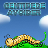 Centipede avoider A Free Action Game