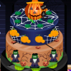 Halloween is coming at the end of October and in this cooking game you will get to prepare a lovely decorated cake for all your friends and family. Choose the best ornaments for it and maybe it will even match your scary costume.