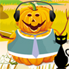 Play with your friends with the coolest Halloween Pumpkin ever! Click on the pumpkin buttons below to select the different style of pumpkin and its accessories.