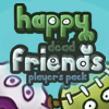 Happy dead friends: players pack